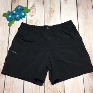 Columbia women's trail shorts